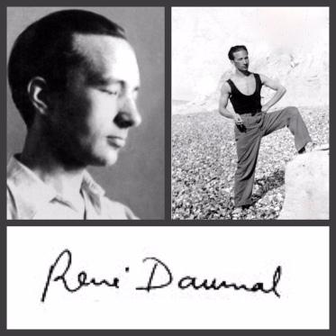 René DAUMAL (1908 - 1944)